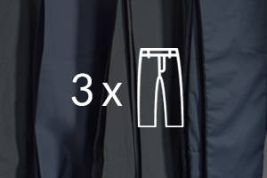 Saving Pack - 3 Pants